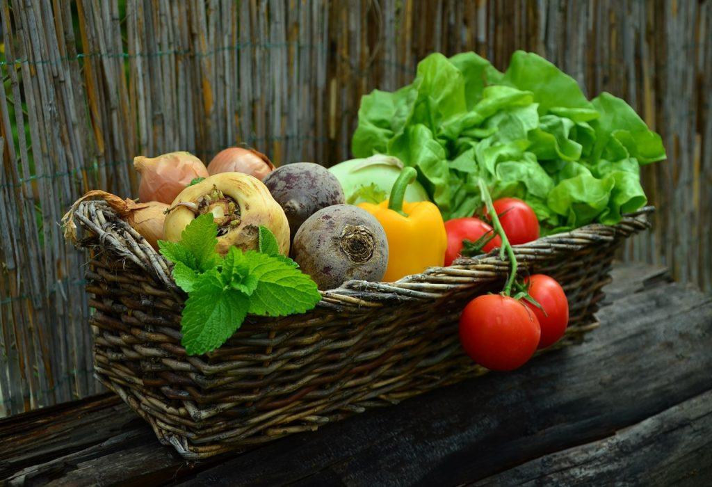 みのりの郷,野菜