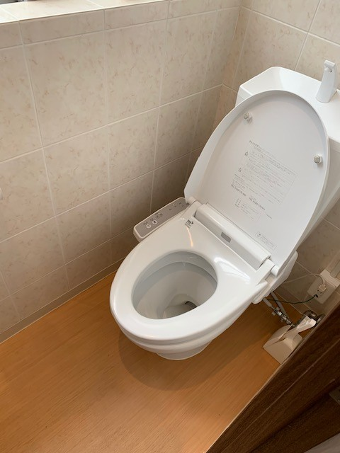 ゲストハウス海風 トイレ