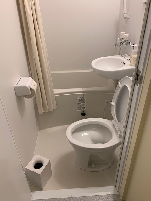 アダンホテル トイレ お風呂