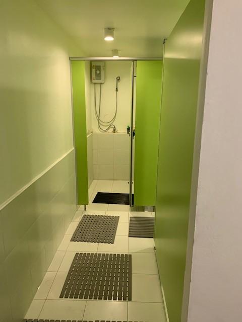バンコク ゲストハウス シャワー 綺麗